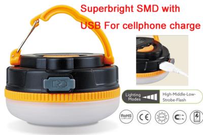 USB Camping Lanterns