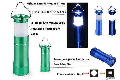 Best backpacking lantern
