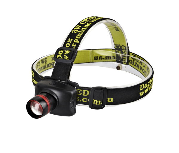 Ultrabright headlamps