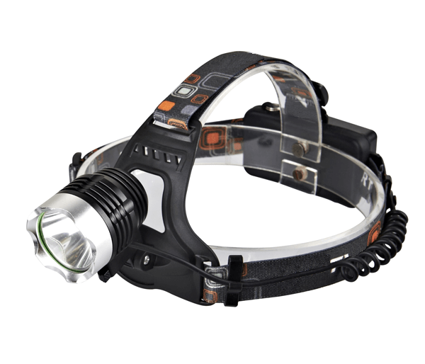Rechargeable headlight flashlight