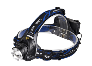 Cree T6 headlamps