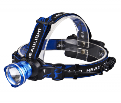 Super bright headlamps