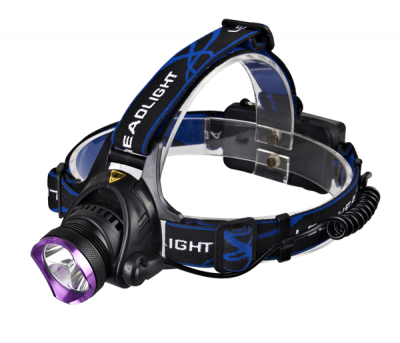Firefighter headlamps