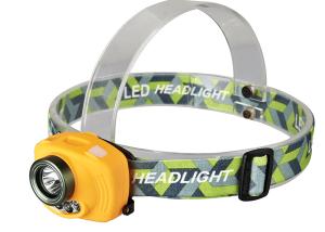Sensor led headlamps