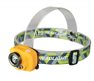 Sensor led headlamps