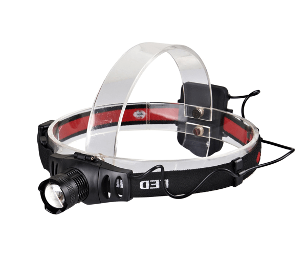 Rechargeable head torches