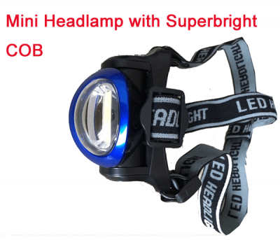 COB Headlamps