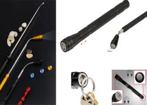 Flexible Inspection Flashlights