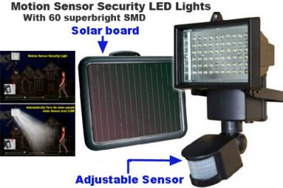 outdoor sensor lights